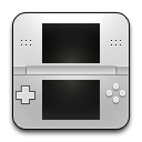 Ds, Nintendo, Rounded Icon