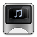 Ipod, Rounded Icon