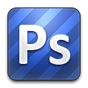 Photoshop, Rounded Icon