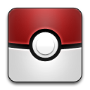 Pokeball, Rounded Icon