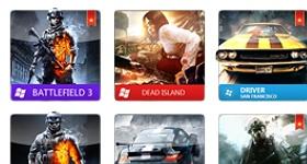 Paleous Games Metro Icons