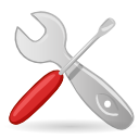Setting, Tools Icon