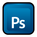 Adobe, Cs3, Photoshop Icon