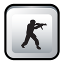 Counter, Strike Icon
