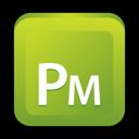 Adobe, Pagemaker Icon