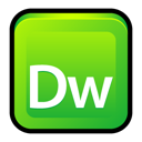 Adobe, Cs3, Dreamweaver, Dw Icon