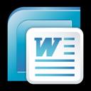 Microsoft, Office, Word Icon