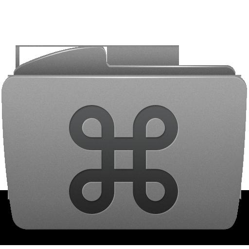 Cmd, Folder Icon