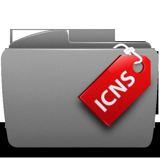 Folder, Icns Icon