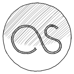 Lastfm, Logo, Sketch Icon