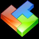 Computer, Game, Tetris Icon