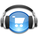 Headphones, Itunes, Music, Store Icon