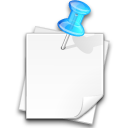 Note, Reminders Icon