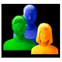 Community, Group, Help Icon