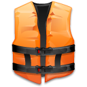 Help, Life, Support, Vest Icon