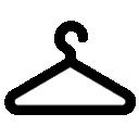 Clothing, Hanger, Wardrobe Icon
