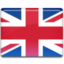 Britain, English, Flag, Great, Jack, Kingdom, Uk, Union, United Icon