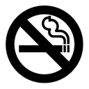 Allowed, Not, Smoking Icon