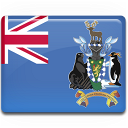 Flag, Georgia, South Icon