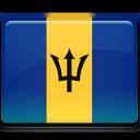 Barbados, Flag Icon