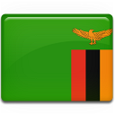 Flag, Zambia Icon