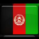 Afghanistan, Arabic, Flag Icon