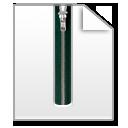 Compressed, Files Icon