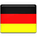 Flag, Germany Icon