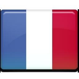 Flag, Francais, France, French, Saint Icon
