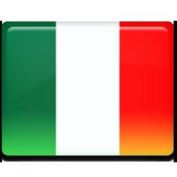 Flag, It, Italia, Italian, Italy Icon