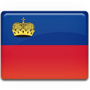 Flag, Liechtenstein Icon