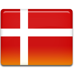 Danish, Denmark, Flag Icon