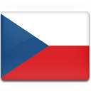 Czech, Flag, Republic Icon