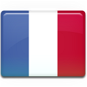 Flag, Francais, France, French, Saint Icon