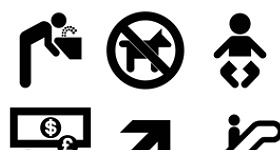 DOT Pictograms Icons