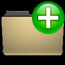 Folder, Manilla, New Icon