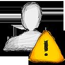Error, User Icon