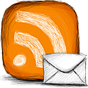 Email, Rss Icon