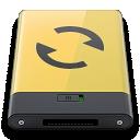 Sync, Yellow Icon