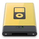 Ipod, Yellow Icon