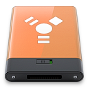 Firewire, Orange, w Icon