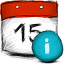 Date, Info Icon