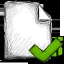 Accept, File Icon