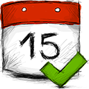 Accept, Date Icon