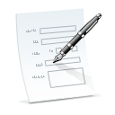 Journal, Register, Registration, Reviews Icon
