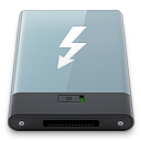 Graphite, Thunderbolt, w Icon