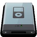 b, Graphite, Ipod Icon