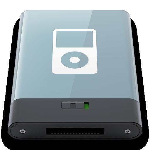 Graphite, Ipod, w Icon