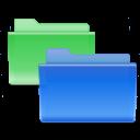 Copy, Folder Icon