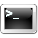 Gksu, Root, Terminal Icon
